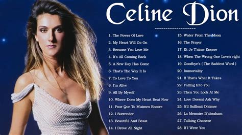 Celine dion the power of love mp3 song mp3 music